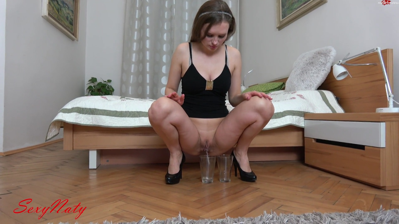 SexyNaty - Super wet super horny