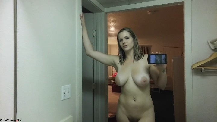 Candie cane nude