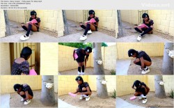 Daizy Cooper - Potty paper for daizy