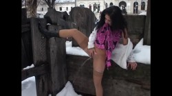 Extreme Public Piss Girls 17