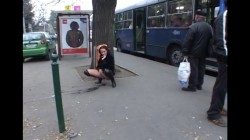 Extreme Public Piss Girls 26