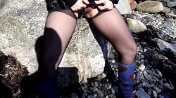 Dirty Milf Norway - Peeing Outdoor Norwegian