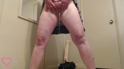 HotWifeJolee - Your My Toilet Boy Pee Video